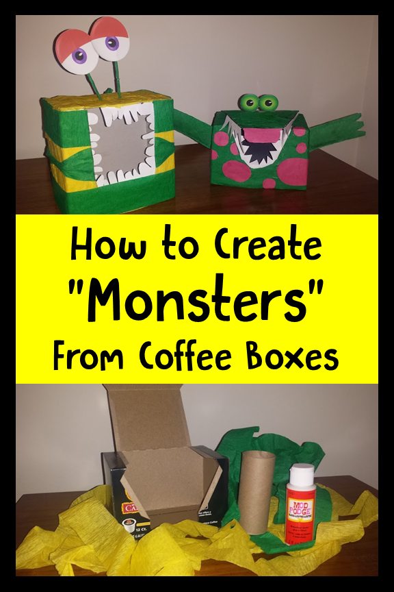 How to create monsters from boxes